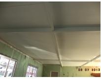 orçamento para telhado de isopor no Rio Pequeno