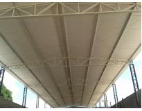 orçamento para telhado de termo e acústico em Sumaré