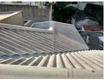 orçamento para telhado ondulado em São Mateus