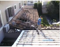 orçamento para telhados em sp na Ponte Rasa