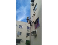 pintura de fachada predial preço na Vila Andrade