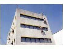 pintura de fachada predial no Mandaqui