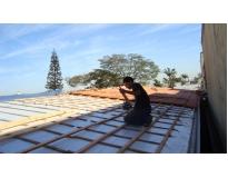 reforma de telhado preço na Vila Curuçá