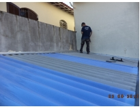 serviço para manutenção de calhas em Sumaré