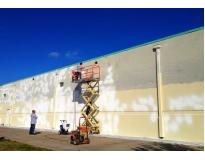 serviços de pintura comercial preço na Cidade Jardim