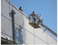 serviços de pintura comercial