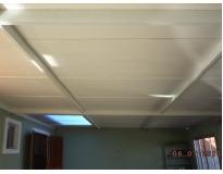 telhado com forro de isopor preço em Interlagos
