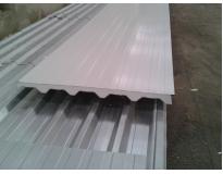 telhado com forro de isopor no Morumbi