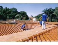 telhado de cerâmica preço no Imirim