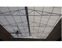 telhado de polipropileno preço no Ibirapuera