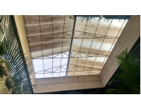 telhado de polipropileno no Jardim São Luiz