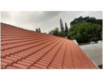 telhado em são paulo no Jaraguá