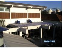 telhado transparente preço na Penha