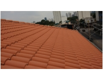 telhados em são paulo no Campo Belo