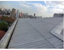 telhados ondulados em Jaçanã