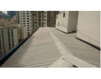 Telhados com Calhas Escondidas